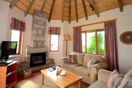 Family Suite Lounge at Montusi Mountain Lodge