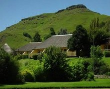 Garden Cottages at Sani Pass Hotel